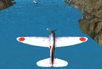 Airplane Racer WebGL