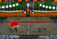Ping-Pong Halloween