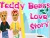Teddy Bears Love Story