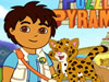 Diego Puzzle Pyramid Nickelodeon