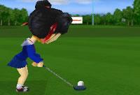 Jeu de Golf 3D