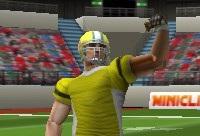 Futebol Americano 3D