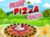 Make Pizza Dessert