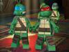 Tartarugas Ninja em Legos