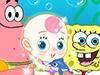 Spongebob N Patrick Babysit
