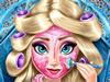 Maquillage Elsa La Reine des Neiges
