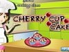 Cherry Cup Cake Cooking