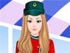 Air Hostess Dress Up Games