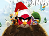 Angry Birds Presentes de Natal