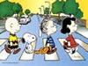 Puzzle Snoopy e Amigos Atravessar a Rua