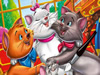 Paint the Marie and Aristocats