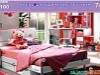 Girls Bedroom Hidden Alphabets