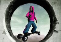Corridas de Skate
