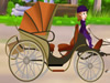 Sofia the First Carriage Race