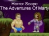 Horror Scape The Adventures Of Marty #2