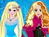 Elsa & Anna Hairstyles