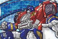 Transformers Autobots Rettung