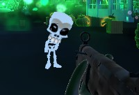 Halloween 3D Multiplayer FPS WebGL