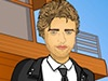 Robert Pattinson Dress Up Game