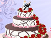 Décorer le Gâteau de Mariage