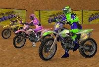 MX Speed Race
