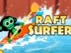 Chimpanzee Raft Surfer