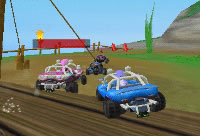 Mad Mad Racing