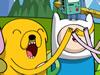 Adventure Time dans le Terre de Bonbons