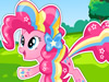 Alterar o Look da Pinkie Pie