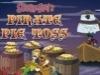 Scooby Doo - Pirate Pie Toss