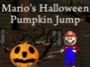 Mario's Halloween Pumpkin Jump