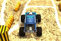 Monster Truck: Off-Road WebGL