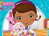 Doutora Brinquedos Tratar da Lambie