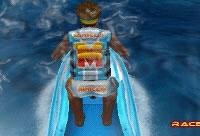 Wasser Rennen