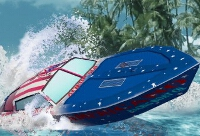Speedboat Racing