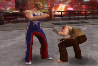 Défi de Kickboxing