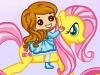 Rainbow Pony Ride