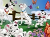 Puzzle of 101 Dalmatians Dogs