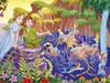 Puzzle Peter Pan and Mermaids