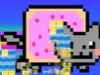 Nyan Cat Block Escape
