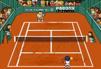 Mini Juego de Tenis