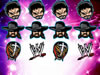 WWE Wrestlemania 23 Game Ball Breakers