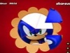 Sonic The Hedgehog - Round Puzzle