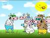 Vacas en Partido