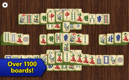 Mahjong Solitaire Epic - 2