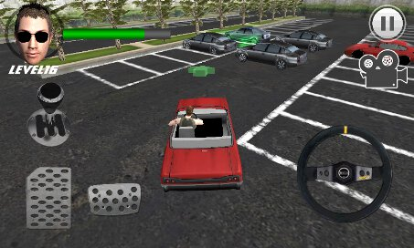 Crazy Parking Car King 3D - 2