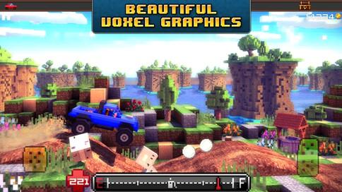 Blocky Roads - 2