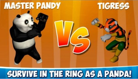 Ninja Panda Fighting 3D - 54