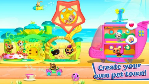 Littlest Pet Shop - 3
