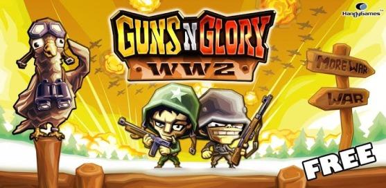 Guns'n'Glory WW2 - 1